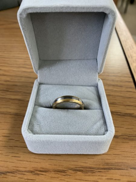 A GLE Retirement Ring